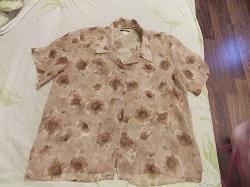 Отдается в дар «Прозрачная летняя блузка (большой размер)»