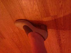 Отдается в дар «Туфли женские, 36 размер.»