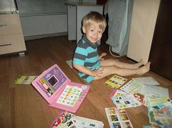 Отдается в дар «Детский ноутбук»