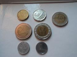 Отдается в дар «монетки египетский фунт»