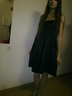 Отдается в дар «Чёрное платьеце»