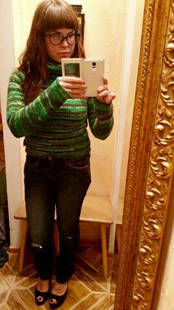 Отдается в дар «свитер Miss Sixty»