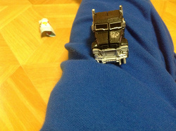 Отдается в дар «машинка-трансформер»