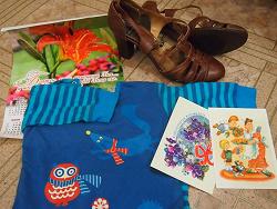 Отдается в дар «Фирменные туфли VAGABOND 38р.»