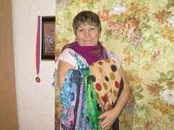 Отдается в дар «платки от девушки востока )))»