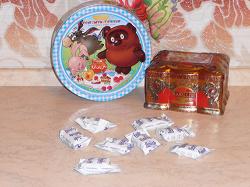 Отдается в дар «Жестяная баночка от чая»