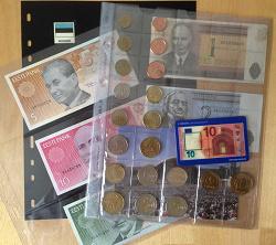 Отдается в дар «Кое-что о деньгах — эстонских и не только…»