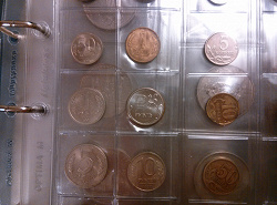 Отдается в дар «New ruble ₽ 2014 г. Новый рубль.»