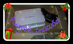 Отдается в дар «Wi-Fi беспроводной роутер Netgear»