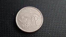 Отдается в дар «Монета США Южная Каролина 2»
