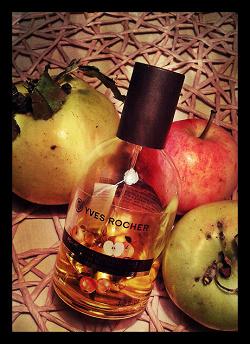 Отдается в дар «Yves Rocher — Карамельное яблоко»