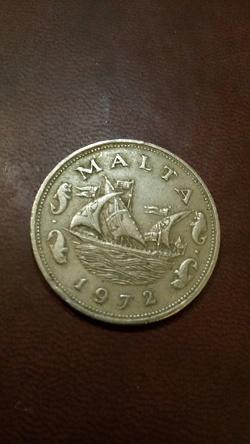 Отдается в дар «Монета Мальты»