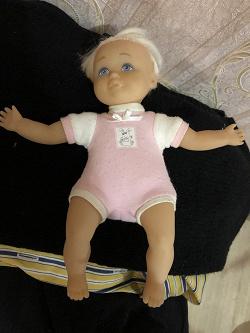Отдается в дар «Куколка с мягким телом»