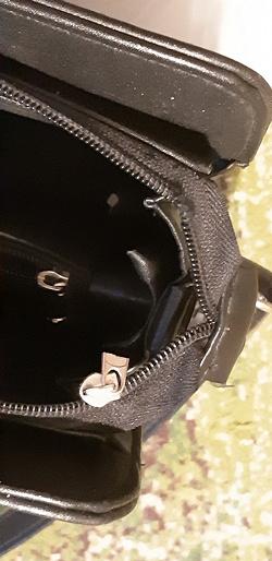 Отдается в дар «Черная женская сумка»