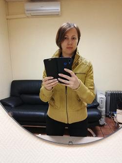 Отдается в дар «Куртка искусственная кожа, раз.42»