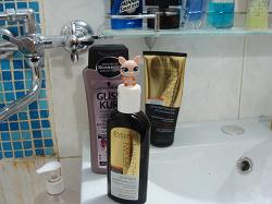 Отдается в дар «Уходовые средства для волос»