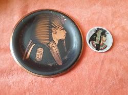 Отдается в дар «Тарелочки «Египет»»