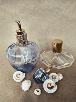 Отдается в дар «Пустые флаконы от парфюма»