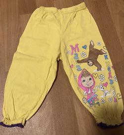 Отдается в дар «Шорты и штаны для девочки»