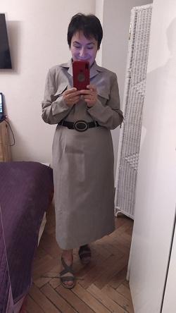 Отдается в дар «Платье 48-50»