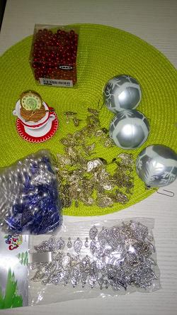 Отдается в дар «Ёлочные игрушки»