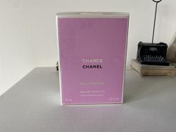 Отдается в дар «Туалетная вода Chanel chance — eau fraiche»