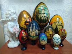 Отдается в дар «яйца разные»