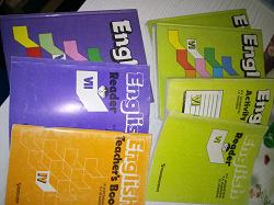 Отдается в дар «Учебные пособия по английскому.»