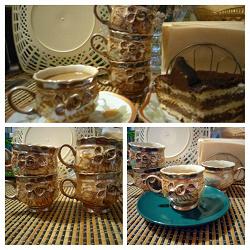 Отдается в дар «кофейные чашки»