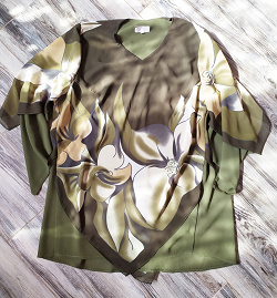 Отдается в дар «Блуза р56-58»