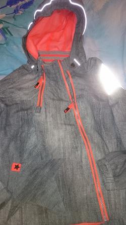 Отдается в дар «Куртка «molo» р 128»