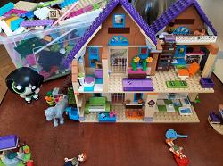Отдается в дар «Lego friend»