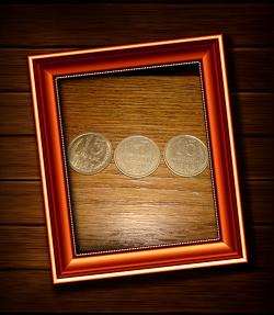 Отдается в дар «Монеты СССР 15 копеек»