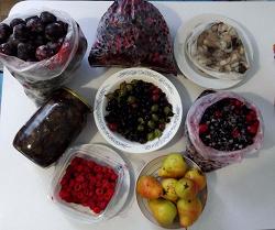 Отдается в дар «Замороженные ягоды и грибы»