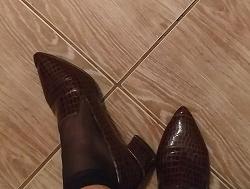 Отдается в дар «Туфли ASOS»