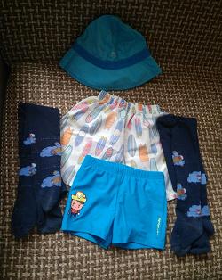 Отдается в дар «Одежда для мальчика на 3 года»