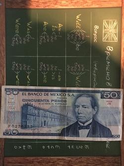Отдается в дар «Боны Мексики»