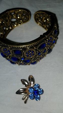 Отдается в дар «Мощный красивый браслет»