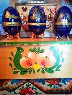 Отдается в дар «Яйцо-шкатулка»