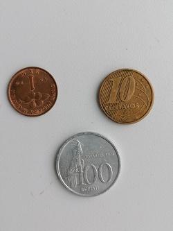 Отдается в дар «11 монет 11 апреля»