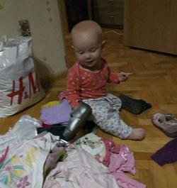 Отдается в дар «Пакет вещей детских для девочки от 1. 5 до 2. 5 лет»