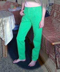 Отдается в дар «Зелёные штаны»