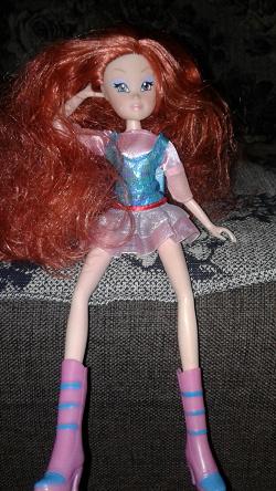 Отдается в дар «Кукла Winx»
