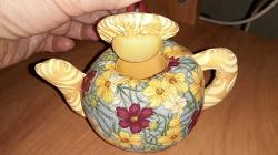 Отдается в дар «Игольница «Чайник»»
