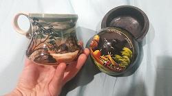 Отдается в дар «Чашка декоративная»