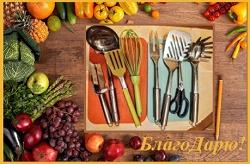 Отдается в дар «Кухонные принадлежности, лопаточки и пр»
