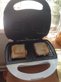 Отдается в дар «Бутербродница»