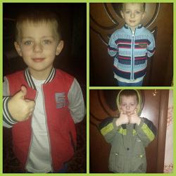 Отдается в дар «Одежда для мальчика рост 100-110»