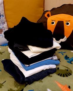 Отдается в дар «Одежда для мальчика, рост 122-128»