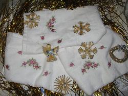 Отдается в дар «Набор полотенец»